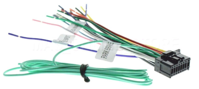 wire harness for jvc kdr885bts kdr885bts pay today ships