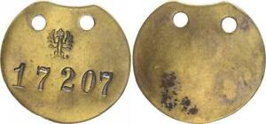 Gefangenenmarke Swakopmund (Aprox. 1900) Kolonien: Deutsch-Südwestafrika (43496)