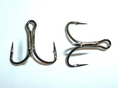 One Package KVD Mustad Grip Treble-Choice of Size
