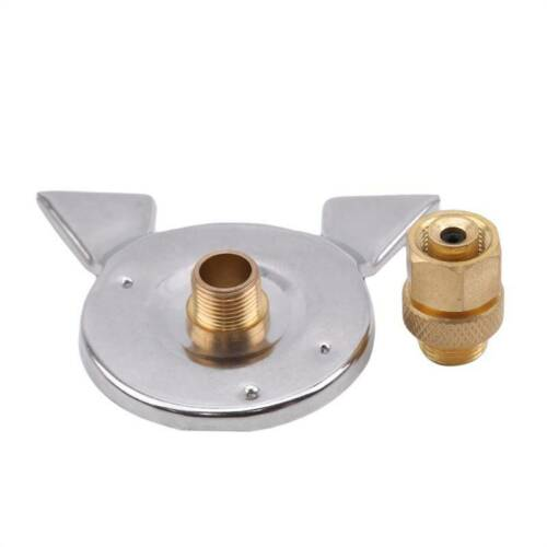 Outdoor Gas Stove Camping Stove Long Flat Gas Tank Conversion Connector Part Z
