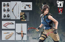 SWToys 1//6 Lara Croft 2 Tomb Raider Female Explorer Action Figure FS015