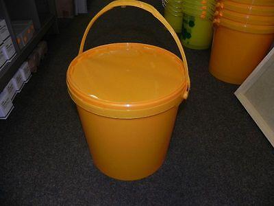 Eimer m.Deckel 12,5 kg Honigeimer,Kst,,Imkerei,Imker,Honig,bee,bucket