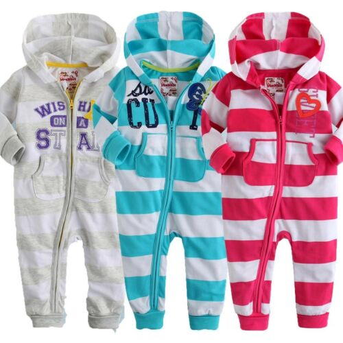 "Vaenait Baby Toddler Girl/'/'s Hoodie One-Piece /""Over the Rainbow/"" 6-24M"