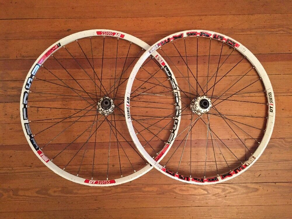 Dt Swiss Ex N' Duro 1750 Mountain Bike Freno a Disco Set Ruote 15mm 12x142 811