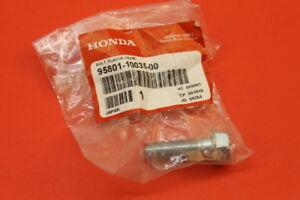 NOS-Honda-FLANGE-BOLT-10X35-ATC250-TRX200-TRX300-CB250-CB750-95801-10035-00