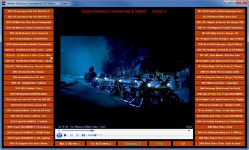 Harley-Davidson TV Commercials /& Promotional Videos