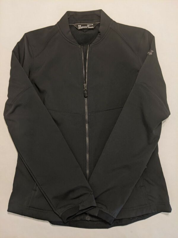 Under Armour New Fleece Lined Jacket Women's Size Small 1316281 Msrp $100