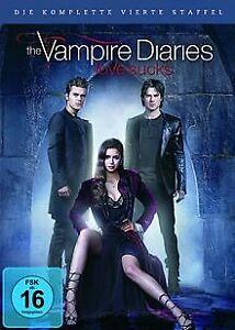 The-Vampire-Diaries-Staffel-4-5-DVDs-von-Siega-Marco-DVD-Zustand-gut