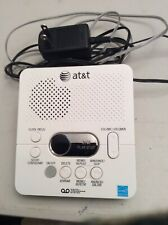 AT&T Digital Answering System 1740 With Time/day Stamp
