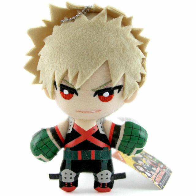 Little Buddy 1696 My Hero Academia 6 Katsuki Bakugo Plush Dangler Multicolor For Sale Online Ebay