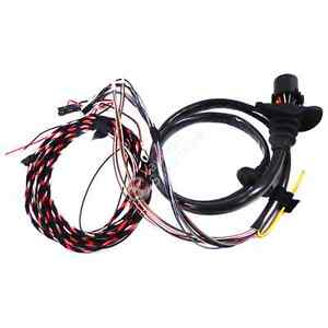 VAUXHALL ASTRA J 20102015 13PIN TRAILER COUPLING HARNESS KIT NEW