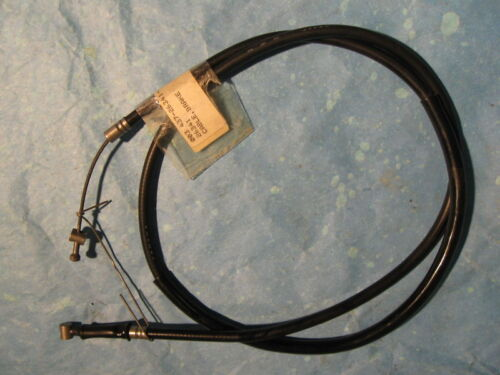 YAMAHA DT100 NEW FRONT BRAKE CABLE  DT 100 1974-1975  437-26341-01-00