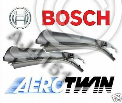 BOSCH Aero Flat Exact Fit Wiper Blades x 2 CITROEN C4