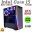 GAMING-PC-DESKTOP-COMPUTER-INTEL-QUAD-CORE-i5-1TB-8GB-RAM-GTX-1060-WIN-10-RGB thumbnail 1