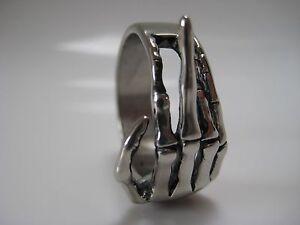 Skeleton Ring  Middle Finger up - Bristol, United Kingdom - Skeleton Ring  Middle Finger up - Bristol, United Kingdom