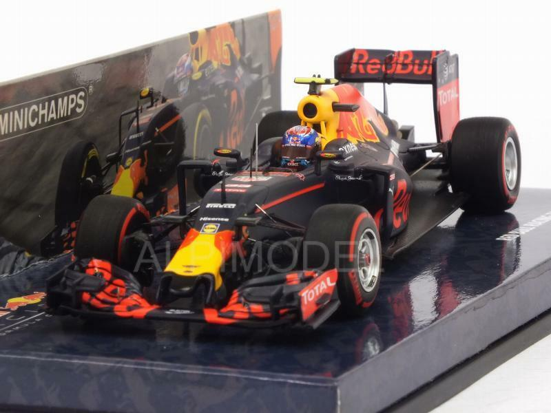 rouge Bull RB12 GP Germany 2016 3rd Place Max Versta 1 43 MINICHAMPS 417160833