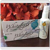 1 White Light Glutathione Skin Whitening Whitener Spray Sublingual Whiten Skin
