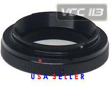 VIVITAR T-Mount T2 Lens Adapter for Nikon Nikkor AF DSLR SLR