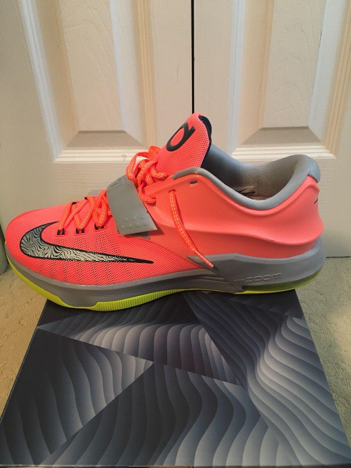 Nike KD 7 35k 35,000 Degrees 653996-840 size 12