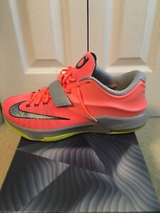 competitive price dd077 869f4 Image is loading Nike-KD-7-35k-35-000-Degrees-653996-
