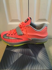 competitive price 6c2e7 76398 Image is loading Nike-KD-7-35k-35-000-Degrees-653996-