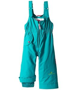 455371496e4d Obermeyer Girls Snoverall Bib Pants
