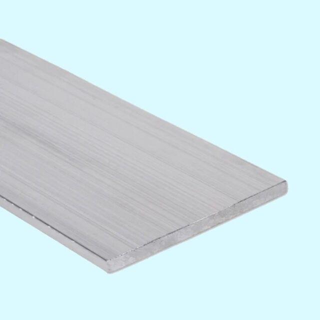"""4/"""" Length T6511 Mill Stock 0.625 6061 Plate 5//8/"""" x 2/"""" Aluminum Flat Bar"""