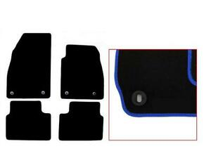 Vauxhall-Insignia-Tailored-Car-Mats-08-13-Black-With-BLUE-Edging
