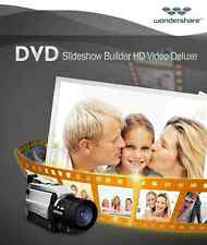 Wondershare DVD Slideshow Builder HD-Video Deluxe lifetime ESD Download 28,99 !!