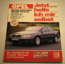 Reparaturanleitung Opel Omega B Facelift B2, Baujahre 1999 - 2003