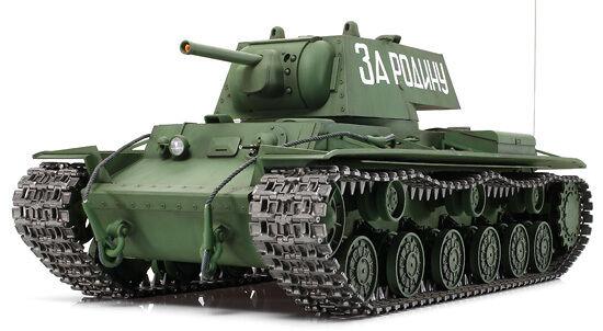 56028 Tamiya 1 16  R C Russian  KV-1  Heavy Tank  Full--Option Soviet WW2  Kit
