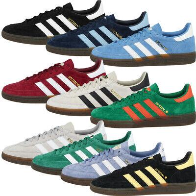 Adidas Adidas Handball Spezial Schuhe grün orange   Herren