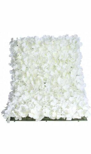 Brand new Artificial Flower Wall Panels Party Garden Wedding Pretty Venue Decor