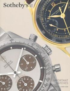 Sotheby-039-s-Catalogue-Geneva-Important-Watches-13-05-2018-HB