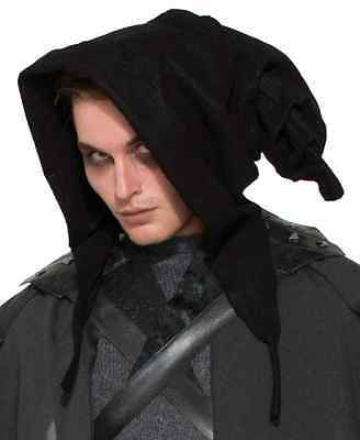 Warlock Cowl Hood Accessory Witches /& Wizards