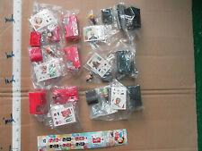 Bandai One piece mini gacha gashapon draw vending machine figure x6 zoro chopper
