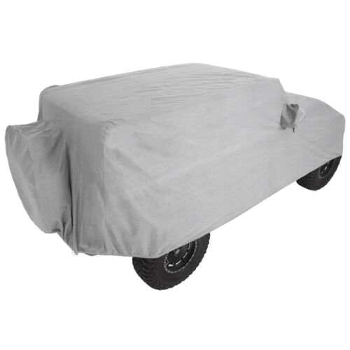 Smittybilt 845 IN STOCK Full Climate Cover w// Lock /& Cable 18-19 Jeep JL 4-Dr