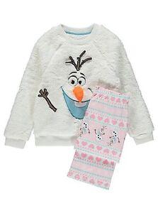 520d9688c9 La imagen se está cargando Chicas-Disney-Frozen-Olaf-Pijamas-Polar-de-4-