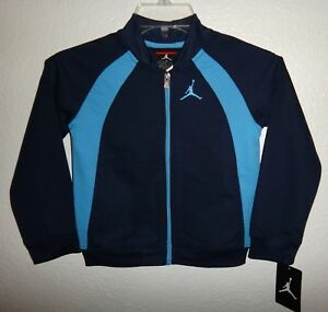 c7b48d3c8b51 NWT BOYS TODDLER KIDS SIZE 4T NIKE AIR JORDAN FULL ZIP TRACK TOP ...