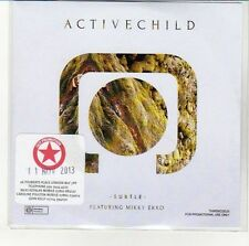 (EN426) ActiveChild, Subtle ft Mikky Ekko - 2013 DJ CD