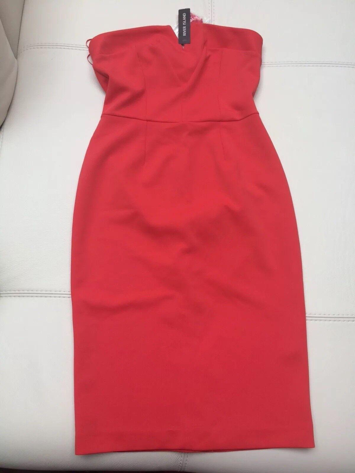 River Island Dress Sz 10 Uk