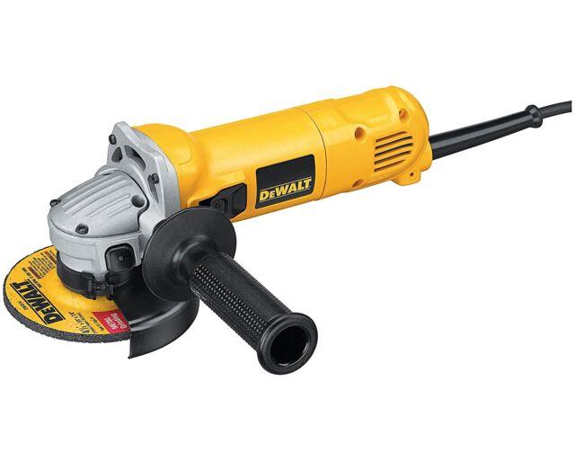 Dewalt Dwe 4057 125 mm Meuleuse Angulaire 800 Watts Dwe4057 Meuleuse