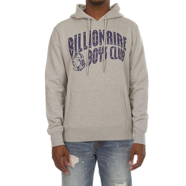 Billionaire Boys Club BB Arch Pullover in Heather Grau or Gelb 881-8313
