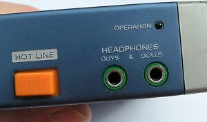 SONY-GUYS-amp-DOLLS-WALKMAN-TPS-L2-1978-WITH-CASE-034-awesome-find-034
