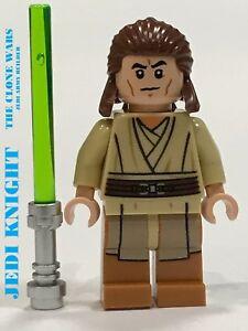 LEGO STAR WARS JEDI CUSTOM JEDI KNIGHT GEONOSIS ARENA ARMY BUILDER 100/% LEGO NEW