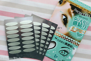 Double-Eyelid-128-Streifen-Tape-Schlupflid-Weg-Augenlid-Lifting-039-breit-039-stripes