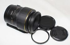 Very good Tamron 90 mm F/2.8 SP Macro 1:1 72E AF Lens for Minolta Sony