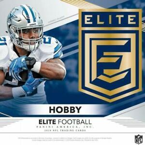 2019-Donruss-Elite-NFL-Panini-Football-Singles-Pick-Your-Cards-Lot-Finish-Set