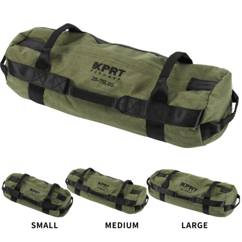 Details about  /XPRT Fitness Workout Sandbags Fitness Training Bag For CrossFit and Conditioning