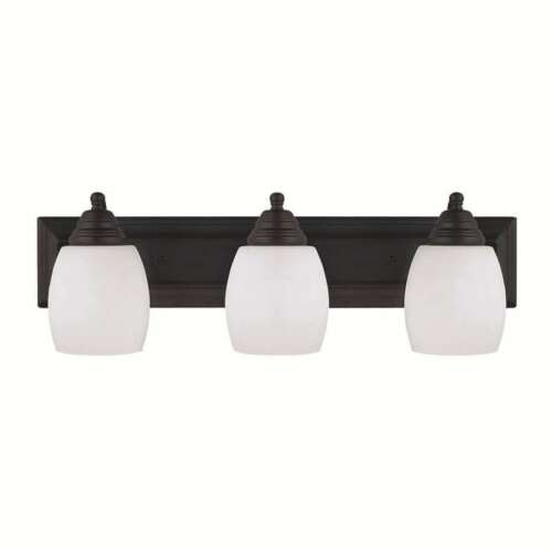 IVL259A03ORB Canarm Griffin 3 Light Vanity in Oil Rubbed Bronze